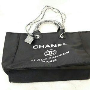New canva tote Chanel
